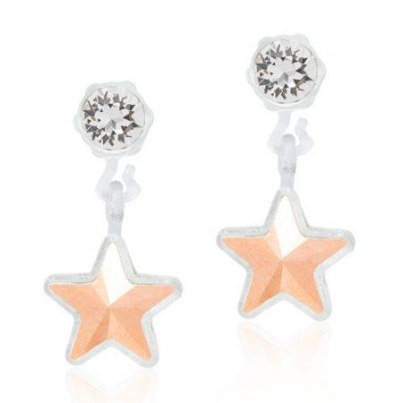 Medical Plastic Pendant Star