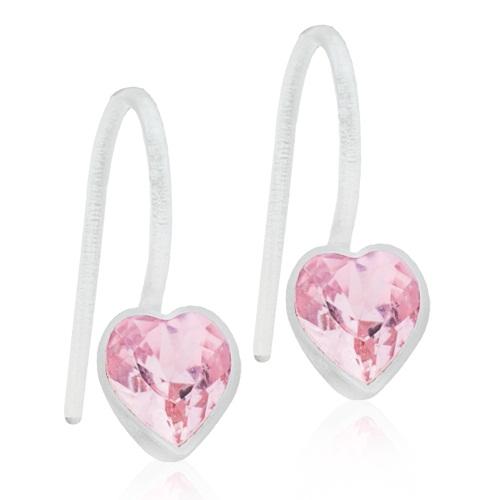 Medical Plastic Fixed Pendant Heart