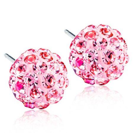 Crystal Ball Light Rose