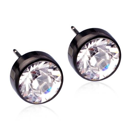 Black Titanium Bezel (Crystal)