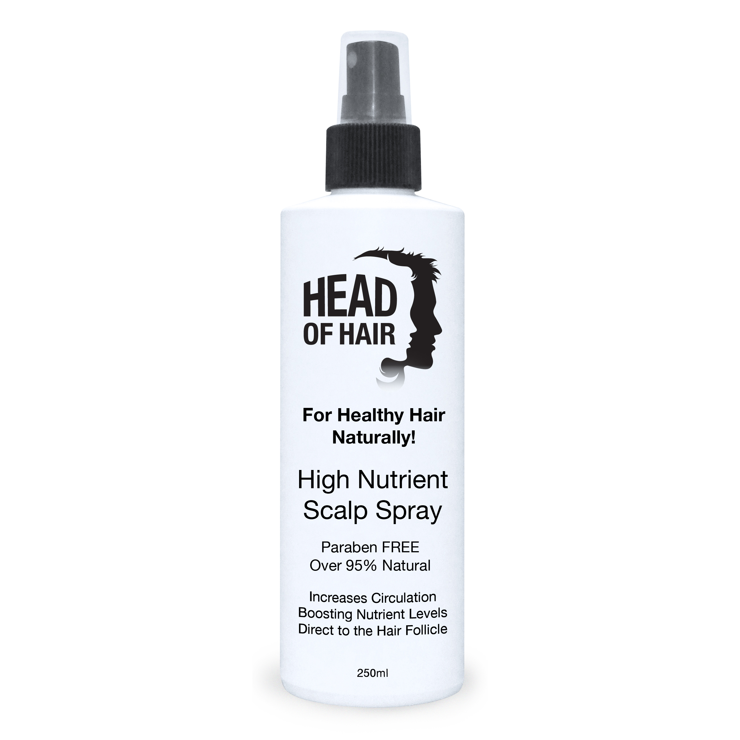 High Nutrient Scalp Spray
