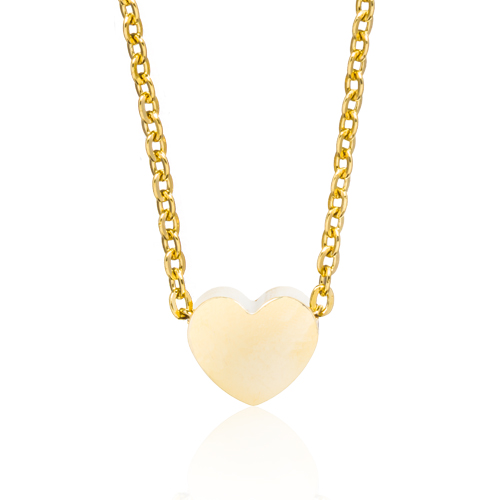 (G) Heart Necklace