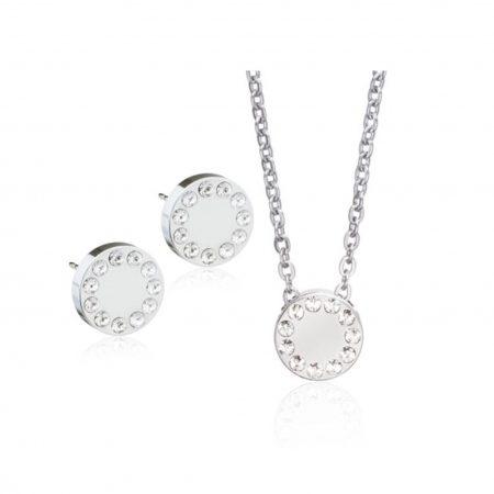 Set - Brilliance Puck - Silver