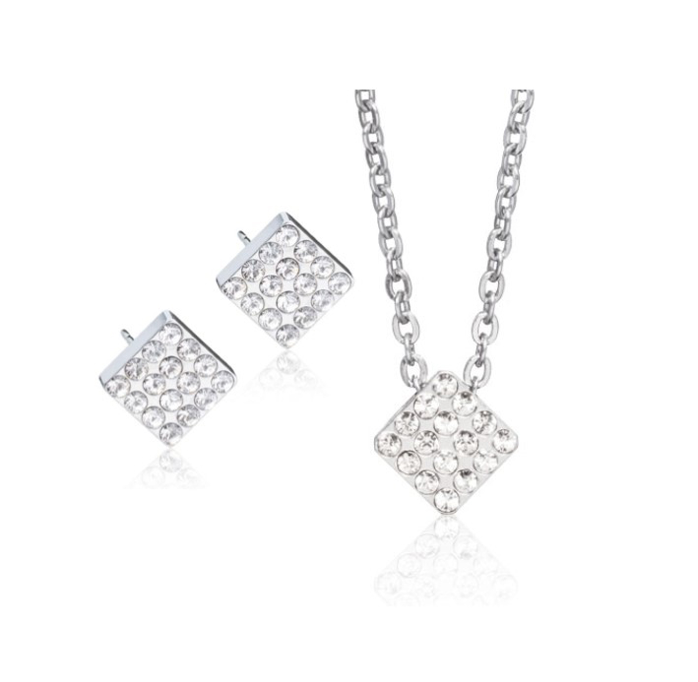 Brilliance Square Crystal