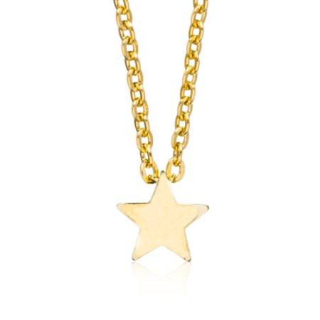 (G) Star Necklace