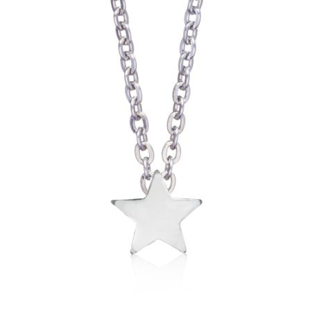 (S) Star Necklace